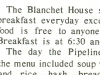 Article by Paul Lobell in BCC Pipeline, August 1975.It was Kate who initiated the passing out of vitamins at Blanchet House, and she was still passing them out or at least keeping Blanchet  supplied with vitamins during this period (1975). (From From the Times: Blanchet House of Hospitality: I)