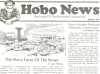 Cover of issue of Hobo News, The Voice of the Burnside Community, Spring 1985. (From From the Times: Letter to the Editor)